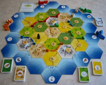 Settlers of Catan (recomendado)